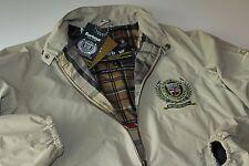 Barbour Jacket Short Rambler MWB0395ST31 Stone Waterproof New Large  L