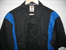 Klassische Kurzarm Herrenhemden mit Kentkragen aus Polyester