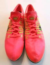 Mens Nike Zoom Victory XC  Running Shoes sz10.5 Atomic Red Lime 599211-623