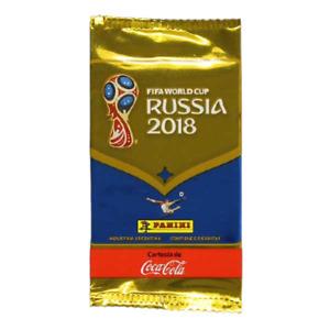 2018 Fifa World Cup Russia Panini - Coca Cola UltraRare Version!!