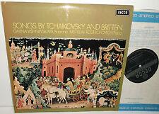 SXL 6428 Songs By Tchaikovsky And Britten Galina Vishnevskaya & Rostropovich WB