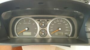 FORD BA BF FALCON SX SY TERRITORY INSTRUMENT CLUSTER ODOMETER CORRECTION