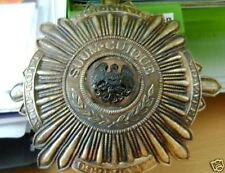 Garde du Corps / Garde Kürassiere-kleiner Adler-für den Stern mittig