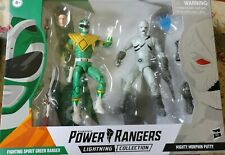Power Rangers Lightning Collection Mighty Morphin Green Ranger & Putty Patrol