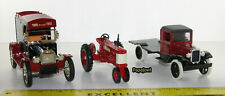 Fred Ertl Eastwood Signature Edition 1913 Ford T 1931 Hawkeye Flatbed & Tractor