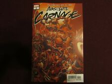 Absolute Carnage #5 1st Print!!!!