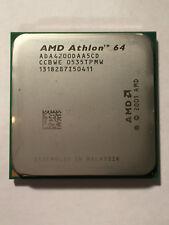 AMD Athlon 64 X2 Socket 939 4200+ Dual Core CPU ADA4200DAA5CD Never Used