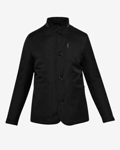 Ted Baker Romeo Funnel Neck Padded Jacket Black Ted Size 4 (Large) RRP £259