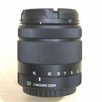 BK PENTAX 02 STANDARD Zoom 5-15mm F/2.8-4.5 SMC ED AL Lens For Q Q7 Q10 Camera