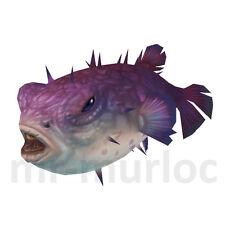 Purpurkugelfisch ✯ Purple Puffer ✯ WoW TCG Pet ✯ Loot Item Haustier