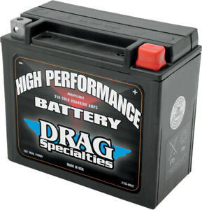 Drag Specialties High Performance Battery 310 CCA DRGM720BH