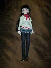 Used Puella Magi Madoka Magica Homura Azone PureNeemo Doll Figure Rare F/S