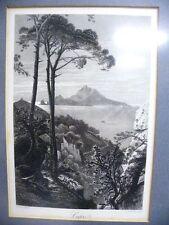 Originaldrucke (1900-1949) aus Europa mit Landschaft