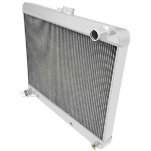 Champion Cooling Systems CC6365 All-Aluminum Radiator1963-1965 Buick Riviera 6.6