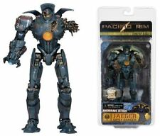 7' PACIFIC RIM JAEGER GIPSY DANGER ANCHORAGE ATTACK NECA ACTION FIGURE ROBOT TOY