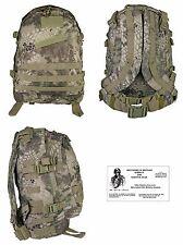 MOLLE Mandrake Camo Patrol Backpack / B.O.B./ Tactical / Military /Survival Gear
