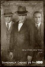 """063 Boardwalk Empire - Period Crime Drama TV Series Season Show 24""""x36"""" Poster"""
