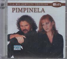CD - Pimpinela NEW La Mas Completa Coleccion 2 CD - FAST SHIPPING !