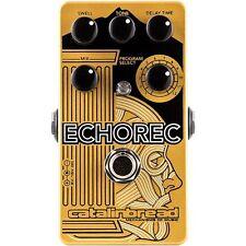 Catalinbread Echorec Multi Tap Echo Delay 12-Position Switch Effect Guitar Pedal