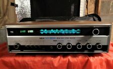 1973 Akai AA-6600 AM FM Stereo Receiver 50wpc Works Great Audiophile Sound