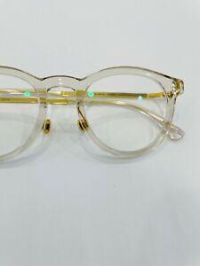 MYKITA Eyewear model ELVE colour 914 C1-Champaigne Gold (NEW) Made in Germany