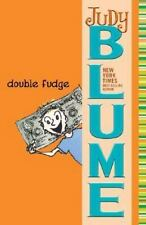 NEW!  Double Fudge by Judy Blume Scholastic (2007, Paperback) (J1)