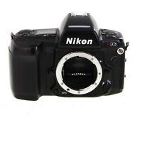 Nikon N90S 35mm Roll Film Camera Body (Black), **Camera Only** - AI