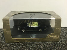 Fiat 124 Spider Black 1:43 Starline schwarz