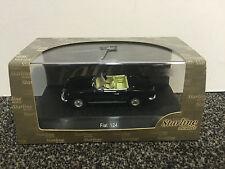 FIAT 124 Spider Black 1:43 STARLINE Nero