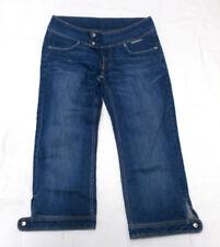 """Pantalón Pirata """" Levis"""" talla 38 costuras en color rosa ( Envios comb.)"""