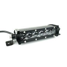 SLIM 18W 6 LED LIGHT BAR WORK SPOTLIGHT CREE LAMP FOR OFFROAD TRUCK/CAR/ATV