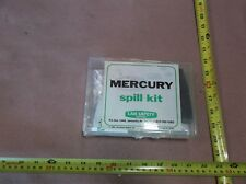 LAB SAFETY SUPPLY 20759 Portable Mercury Spill Cleanup Kit