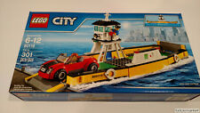 Lego City 60119 Ferry Boat Red Car Carrier New Sealed RETIRED Free Shipping!!