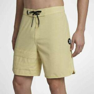 "Hurley Phantom Block Party Slub Board Shorts Men's 890780 724 New Waist 32""  M"
