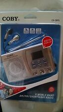COBY CXCB91 SHORT WAVE RADIO