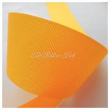 Berisfords Grosgrain Ribbon 5 Widths, 1 Mtr Lengths. 35 Colours Free P & P