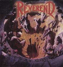 REVEREND - PLAY GOD (*Used-CD, 1991, Charisma) David Wayne Metal Church Thrash