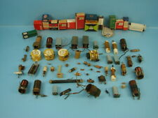 LOT OF 65 HAM AM/SW RADIO IF CANS & COILS TRANSMITTER MERIT RCA RAM THORDARSON