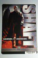 SHAFT SAMUEL L JACKSON COVER ART MINI POSTER BACKER CARD (NOT a movie)