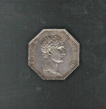 NAPOLEON I LAW SCHOOL of PARIS 1804 SLIVER METAL
