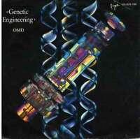 """OMD* - Genetic Engineering (7"""", Single) Vinyl Schallplatte - 5089"""