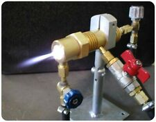 Burner Torch for Lampworking and Blowing Glass