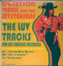 """Question Mark And The Mysterians* – The Luv Tracks SEALED 7"""" RSD VINYL"""