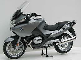 Waterproof Bike Cover for BMW R1200 RT - Top Quality 4 Layer Fabric / Stormforce