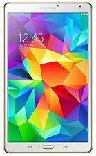Samsung Galaxy Tab S sm-t700 16gb/3gb di RAM WIFI/WLAN (8,4 pollici/pollici) white