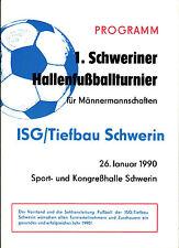 1990 HT ISG Schwerin, 1. FC Magdeburg, Schiffahrt/Hafen Rostock, Hamburger SV...