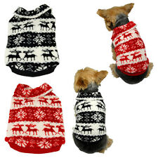Unbranded Cotton Blend Jumpers for Dogs