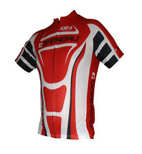 new men's cycling jersey genuine Louis Garneau Made in USA Performance Team