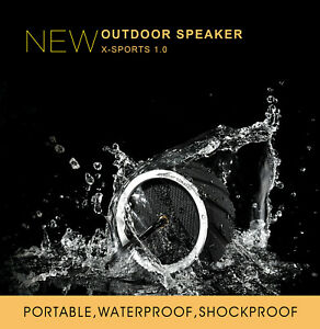 Micropack Speaker Bluetooth Waterproof Portable Wireless Rechargeable Outdoor