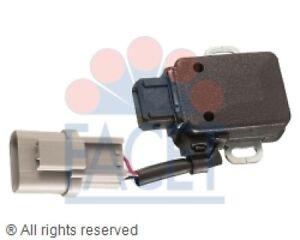 Throttle Position Sensor-2+2, Auto Trans Facet 10.5005